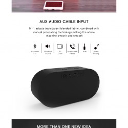 REMAX RB - M11 Wireless Bluetooth Speaker